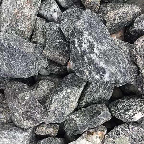 Black Grey Granite