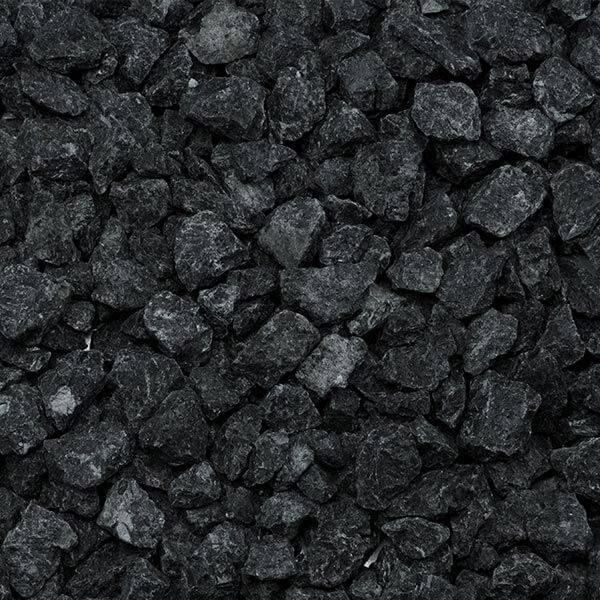 Dry Ebony Black Granite