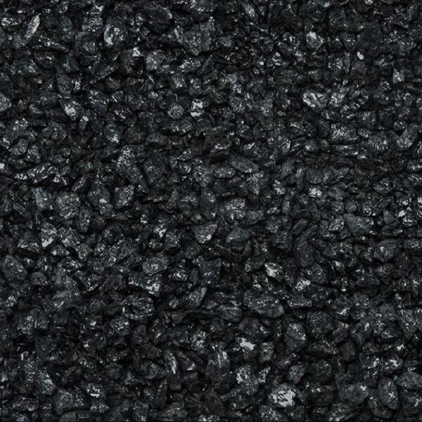 Wet Ebony Black Granite