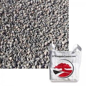 LFX 3/4 Inch Round Peastone - SuperSac