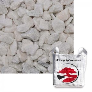 LFX White Dolomite Marble - SuperSac
