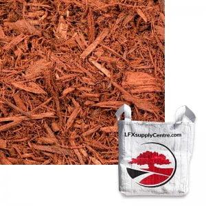 Red Mulch - SuperSac